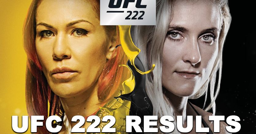 UFC 222 results: Cris Cyborg vs Yana Kunitskaya live stream play-by-play updates