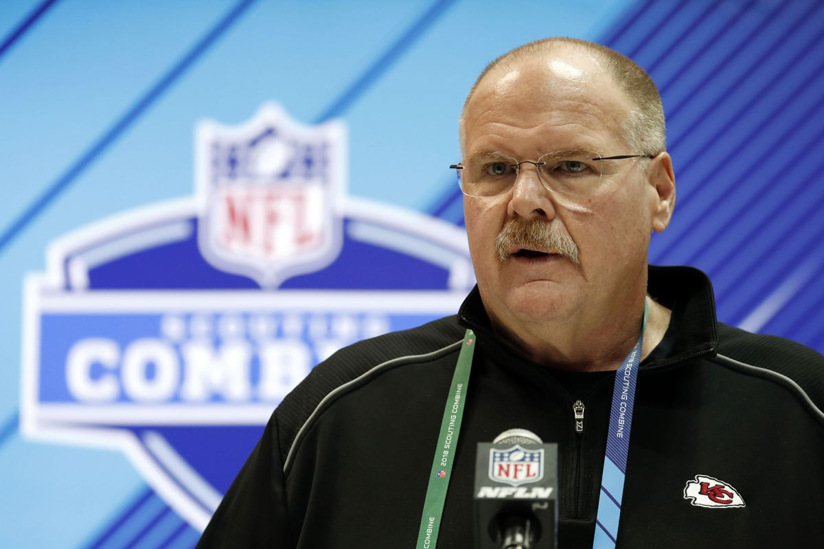 d85d9d195a0 One year later, Chiefs' Andy Reid reflects on the Patrick Mahomes ...