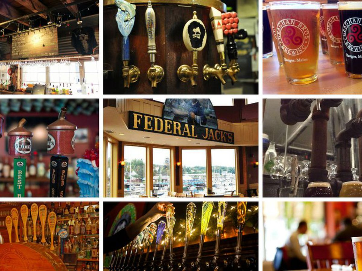Essential Guide to Maine Brew Pubs, Fall 2015
