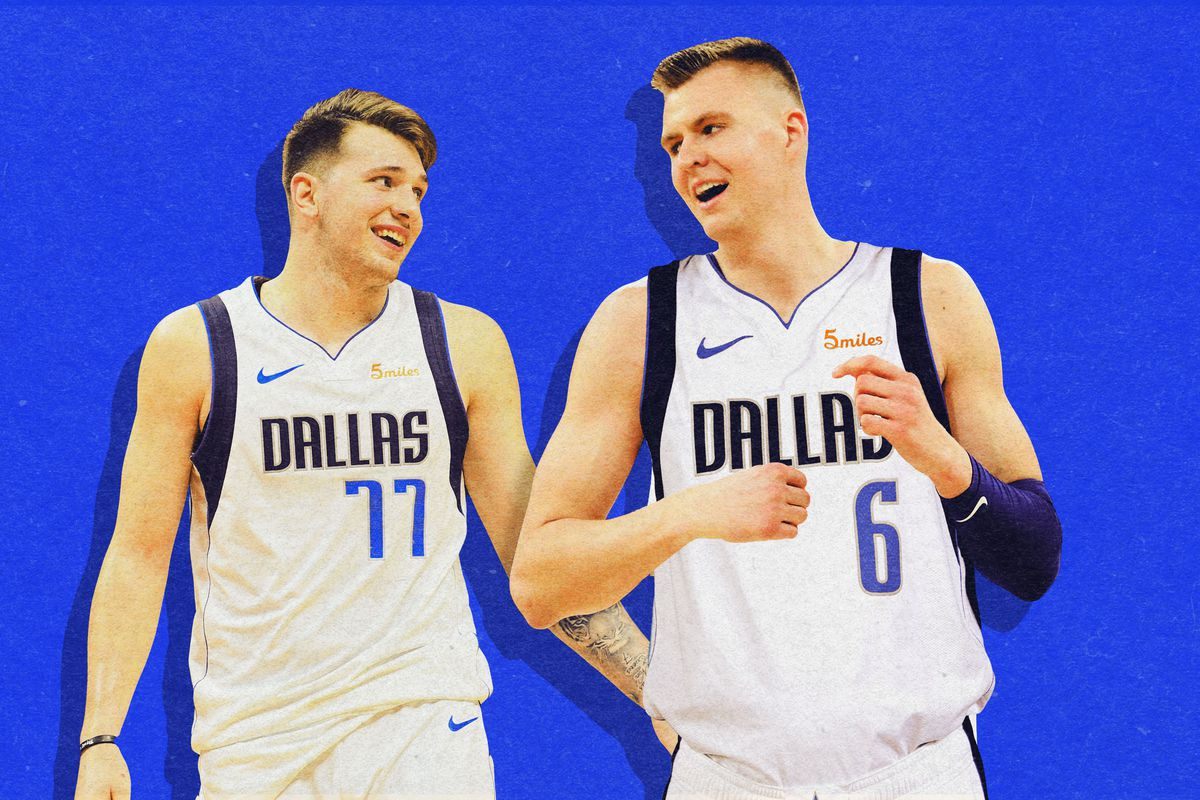 Kristaps Porzingis Is a Maverick. How Will He Pair With Luka Doncic ... 438c3cc5b
