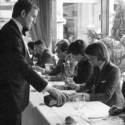 The Judgment of Paris, 1976: The day that changed American wine forever. California bests Bordeaux/Burgundy in a blind tasting of top wines from the each by French wine critics.