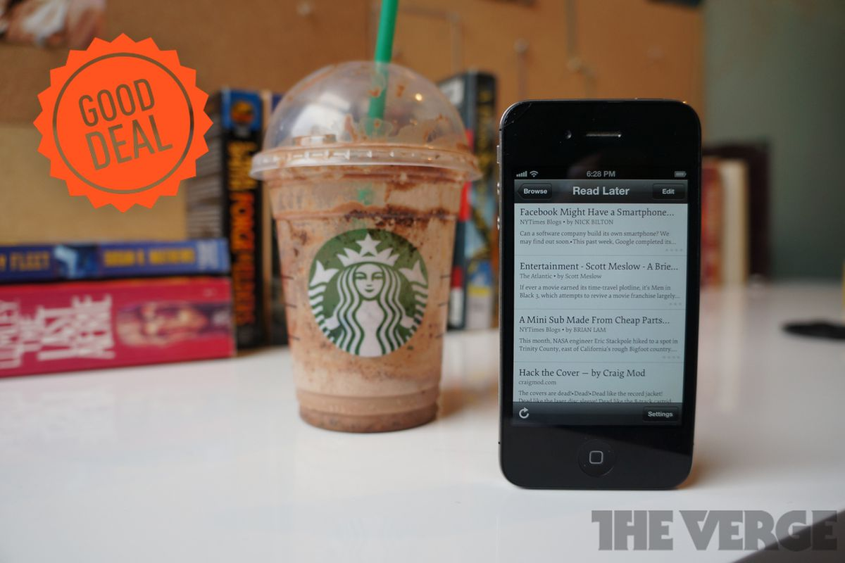 how to download starbucks app of the week