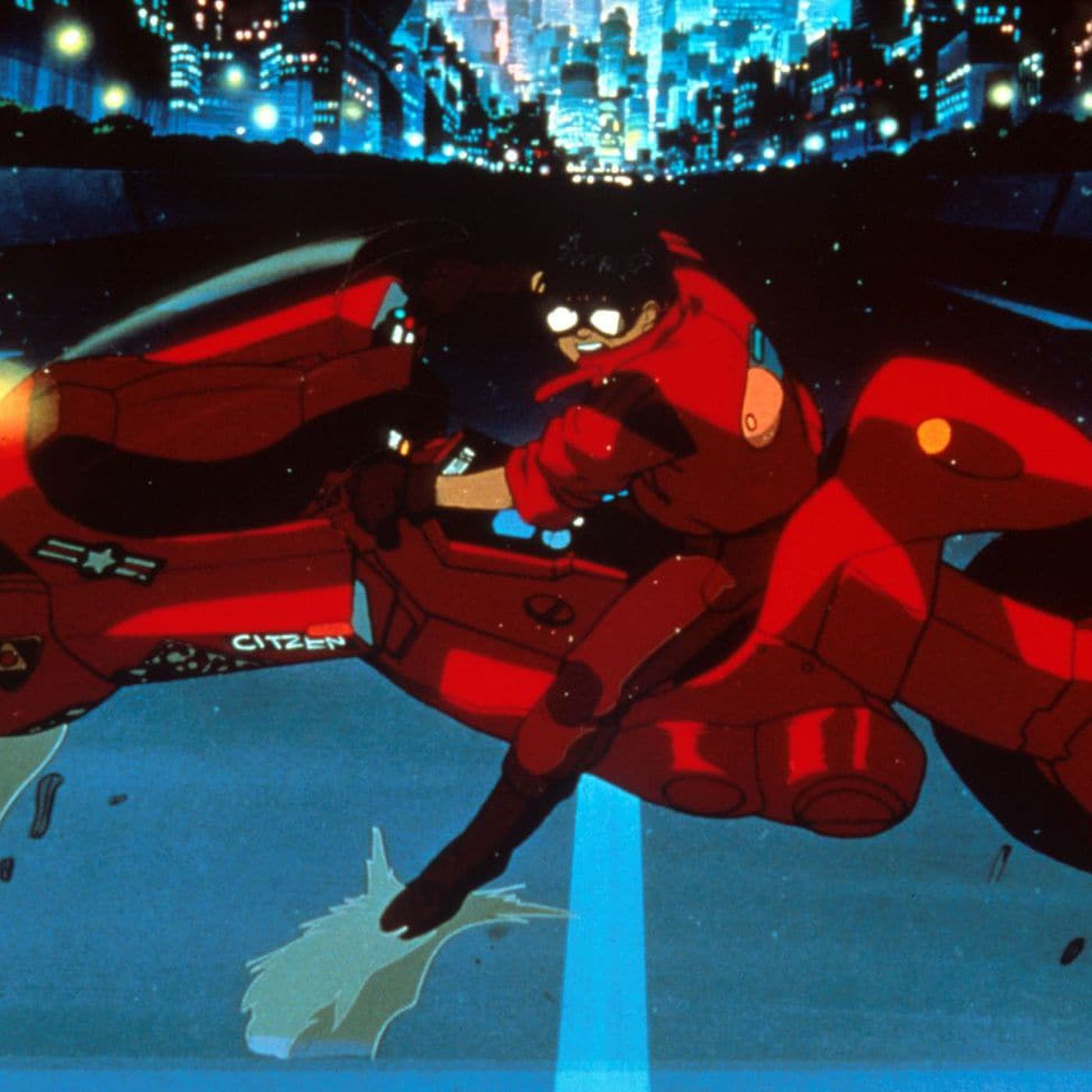 Akira Is Getting A 4k Remaster And A New Anime Series The Verge