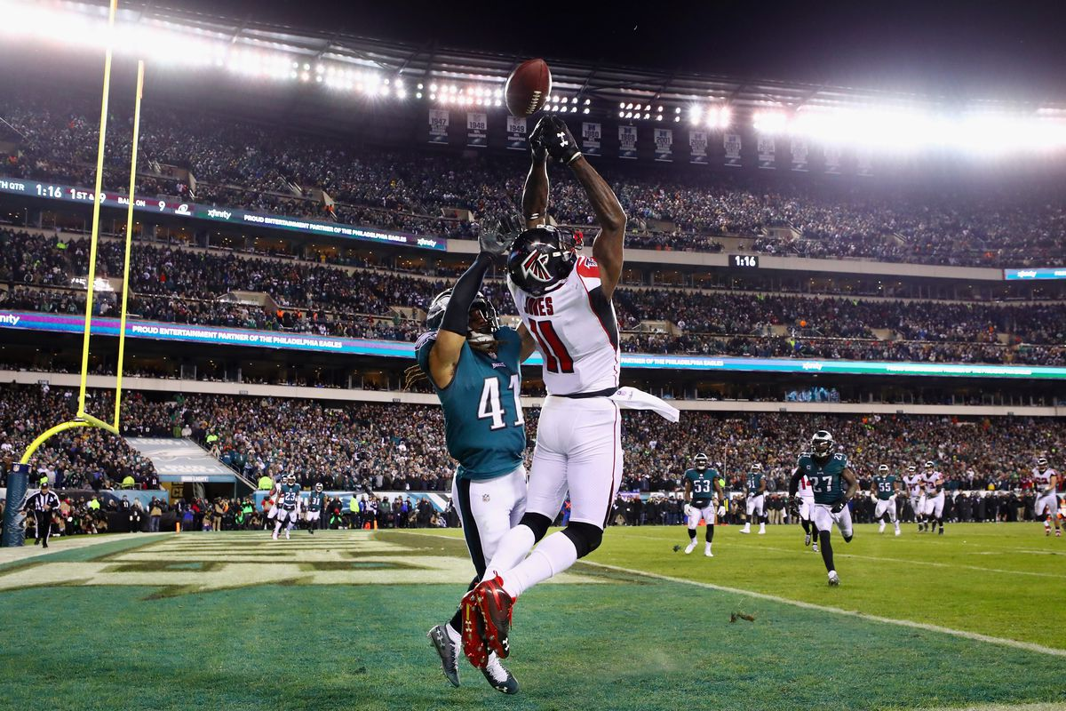 3ce80c75462 September 6  NFL Kickoff — Falcons at Eagles. This is an ideal kickoff game.