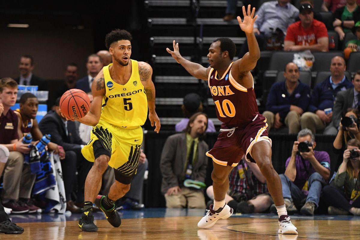 NCAA Basketball: NCAA Tournament-First Round-Oregon vs Iona