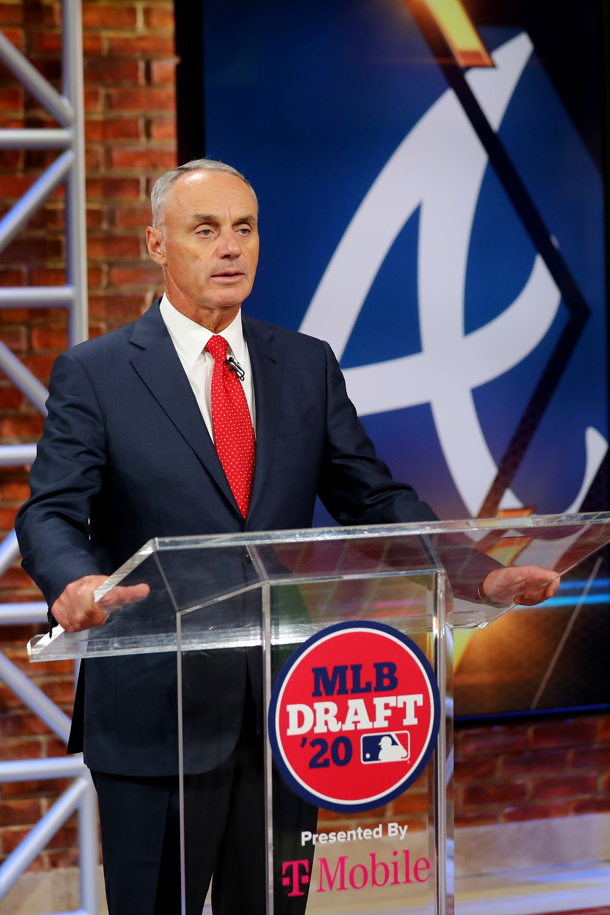 2020 Major League Baseball Draft