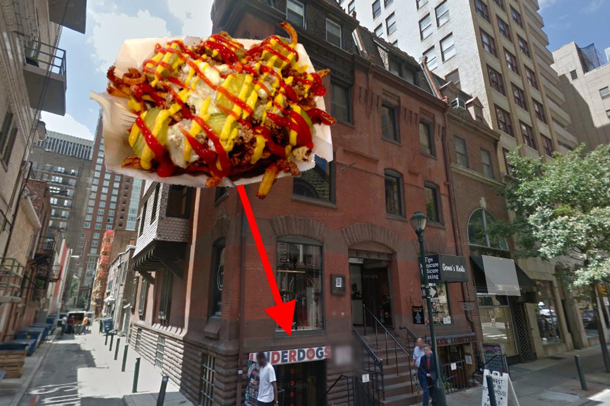 Shoo Fry - 132 S. 17th Street