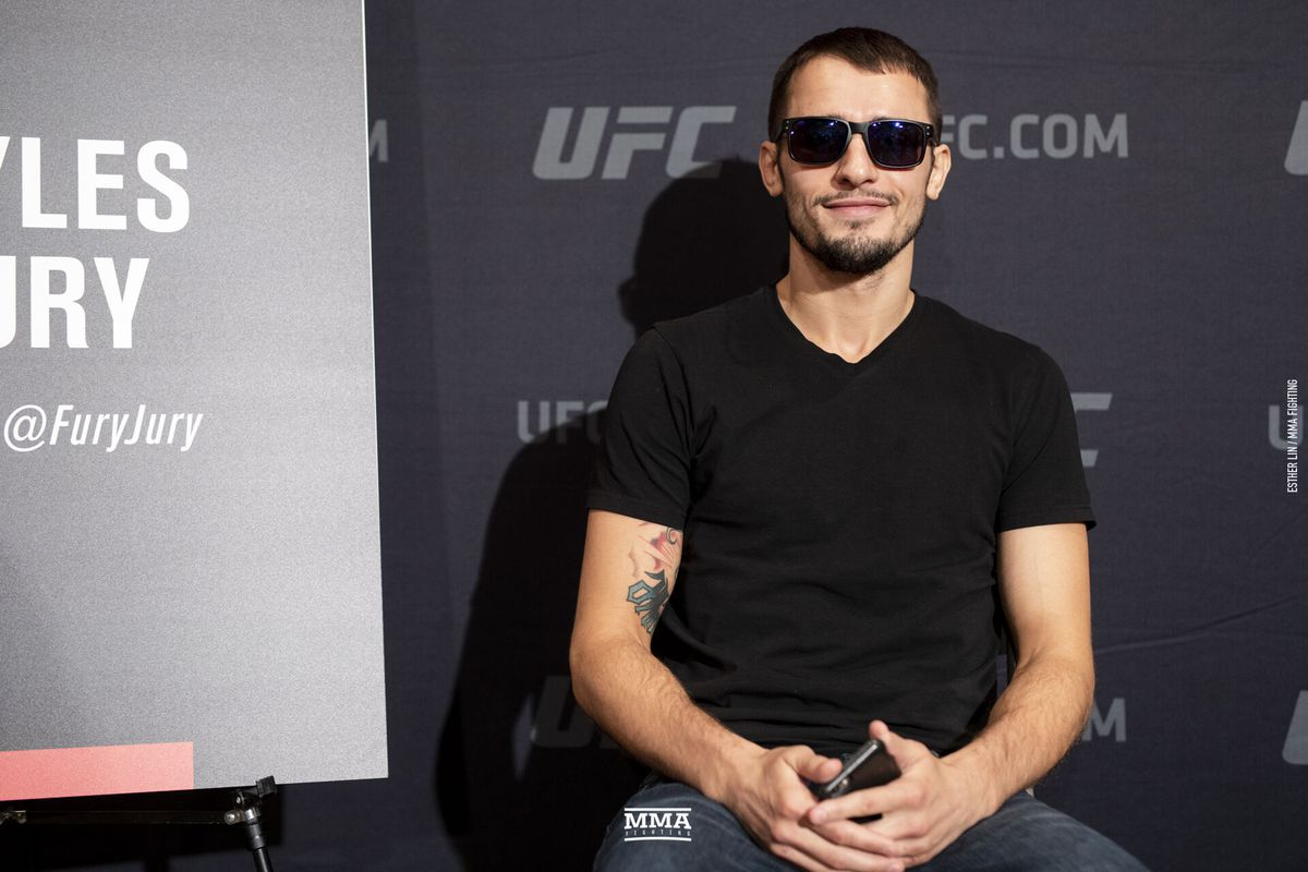 Myles Jury signs multi-fight deal with Bellator
