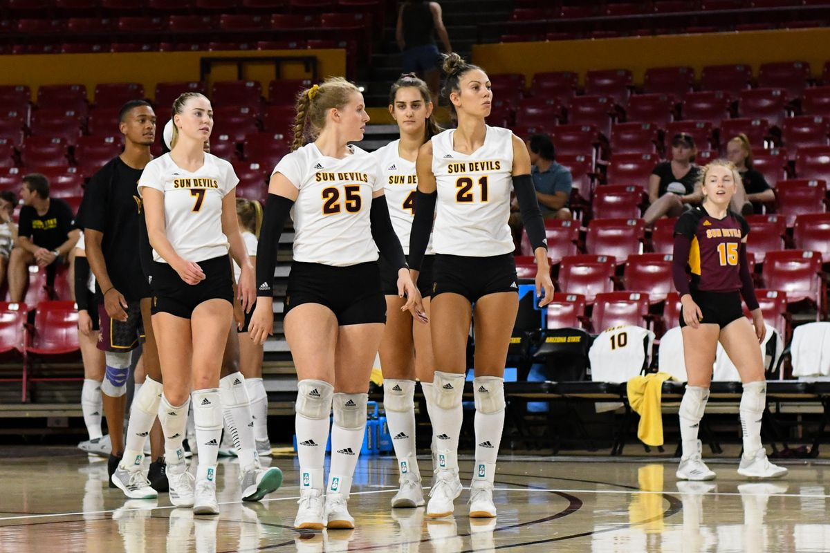 ASU Volleyball: The Sun Devils wrap up non-conference play with two wins in Vegas