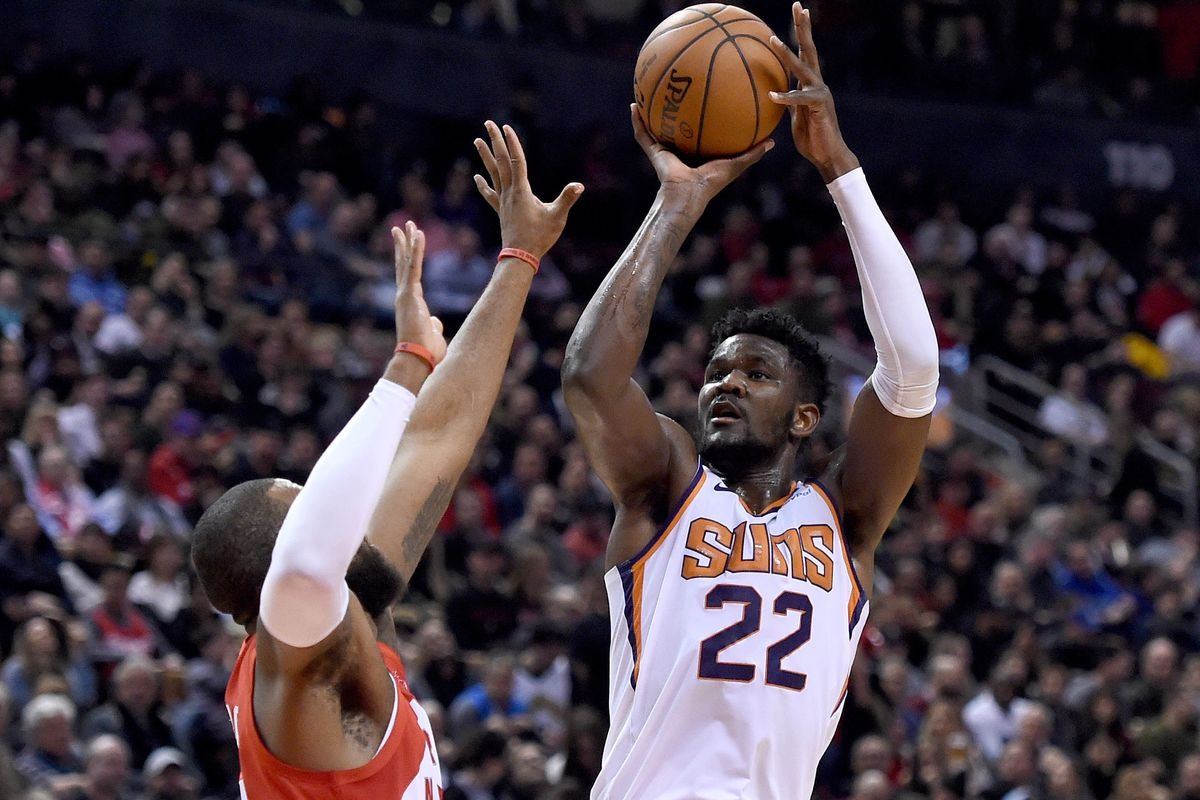 50fdfdc57 Deandre Ayton will represent Bahamas in Rising Stars Challenge - Bright  Side Of The Sun