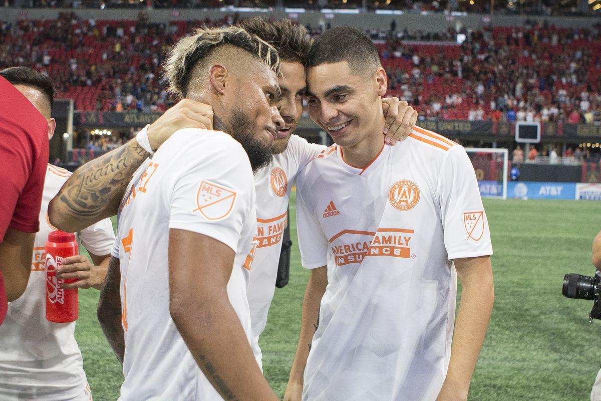 MLS: Columbus Crew at Atlanta United FC