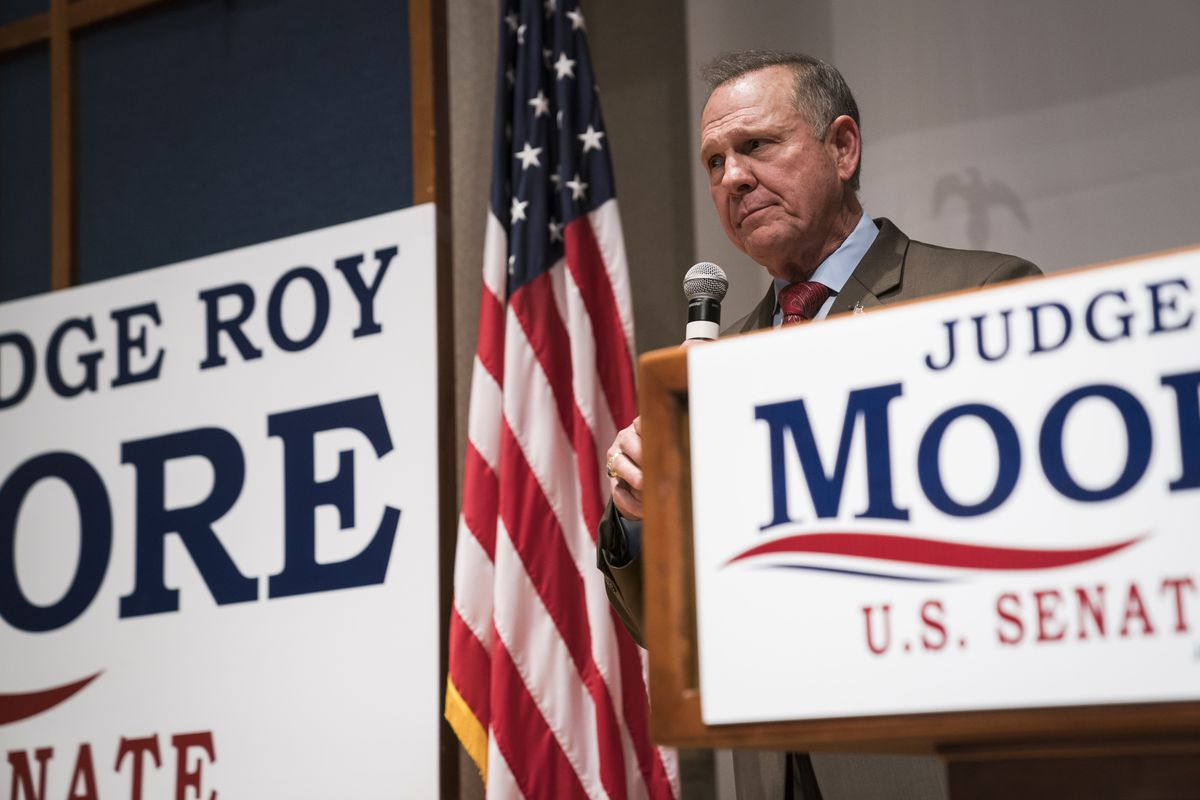 Moore's Jewish lawyer is a practicing Christian