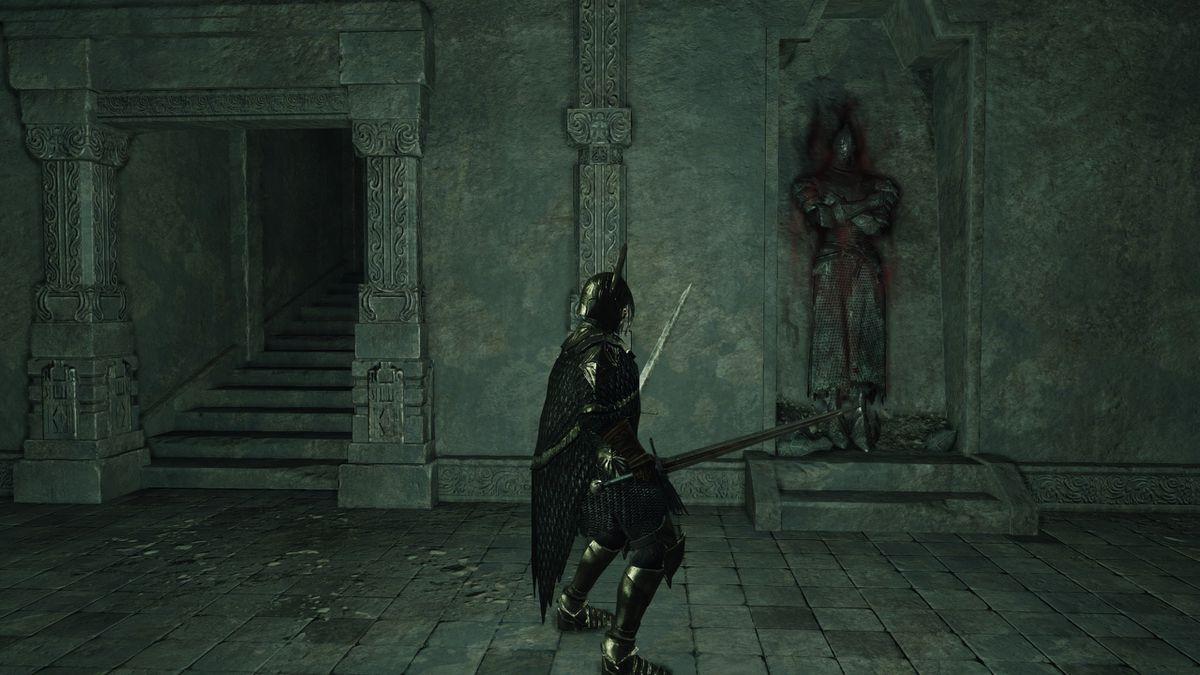 Hidden Sanctum Chamber - armor