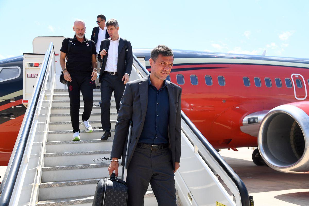 AC Milan Travel To Valencia