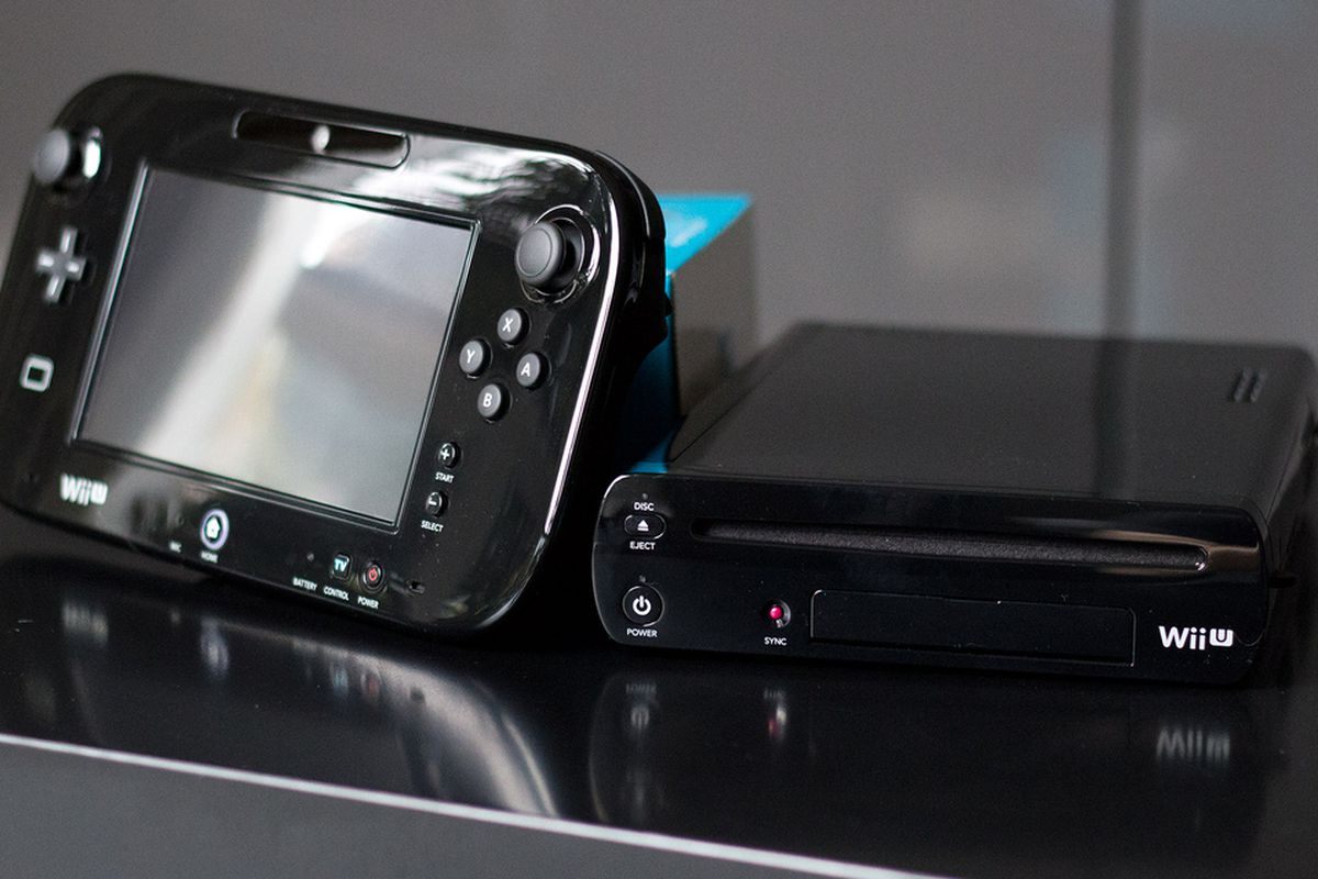 Black friday deals on nintendo wii u