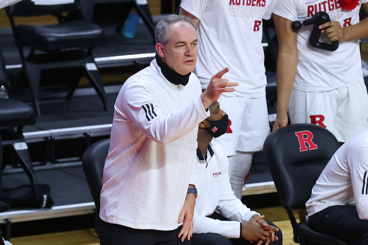 COLLEGE BASKETBALL: FEB 24 Indiana at Rutgers