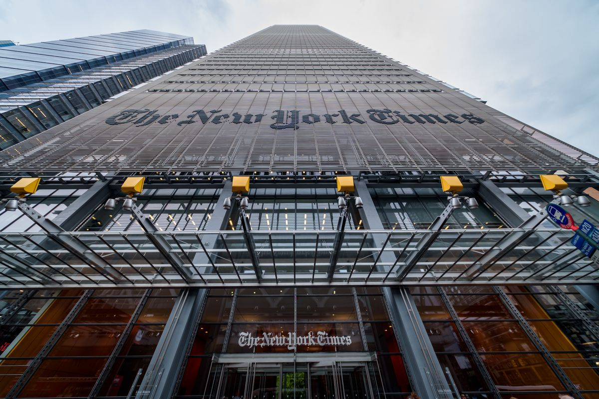 Conservatives rail against New York Times 1619 Project on ...