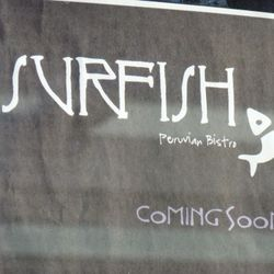 """Surfish via <a href=""""http://heresparkslope.blogspot.com/2011/03/coming-soon-peruvian-bistro-for-willies.html"""" rel=""""nofollow"""">HPS</a>"""