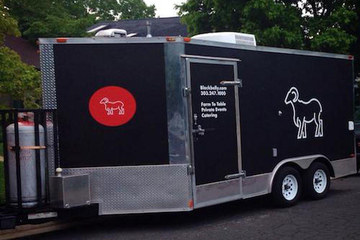 Vader, the Blackbelly Truck