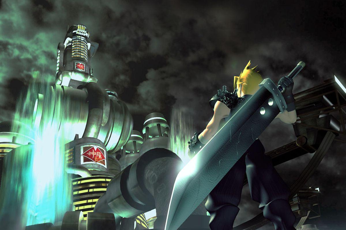 Final Fantasy 7 screenshot