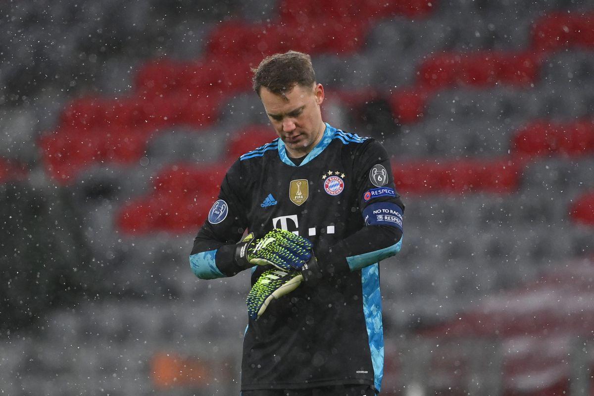 Manuel Neuer confident Bayern Munich can overturn 3-2 deficit in ...