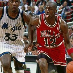 12. Michael Jordan