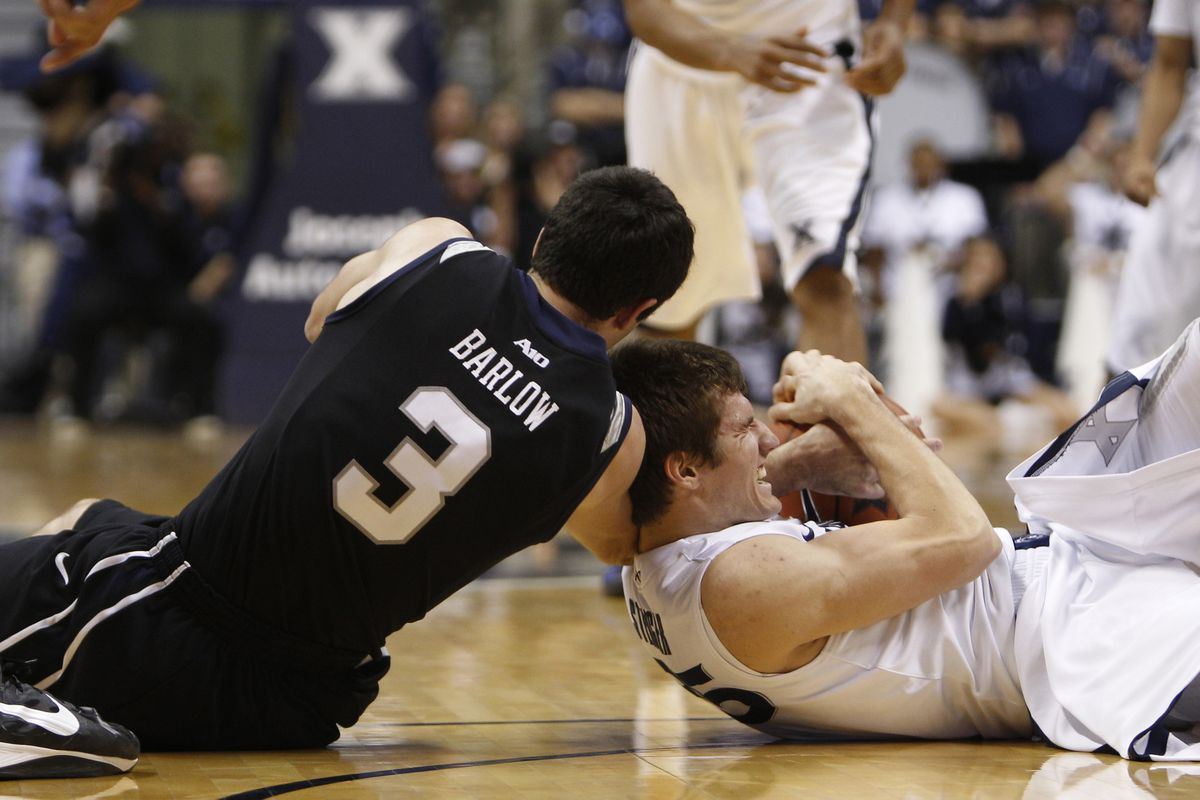 Erik Stenger and Xavier are going to need their best collective effort to win the DirecTV Classic.