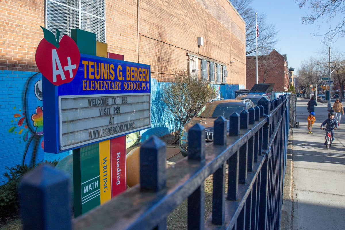 A name change is on tap for Brooklyn's P.S. 9.