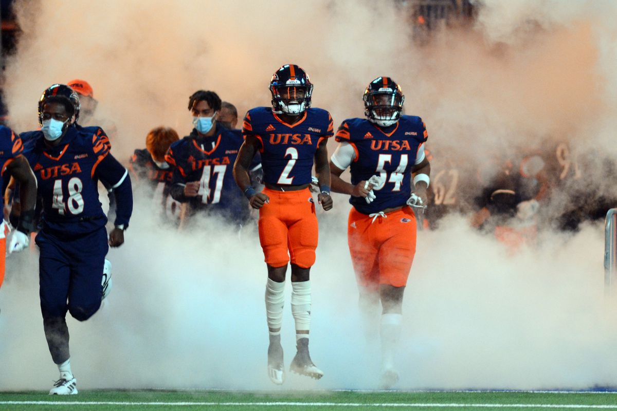 COLLEGE FOOTBALL: SEP 25 Middle Tennessee at UTSA