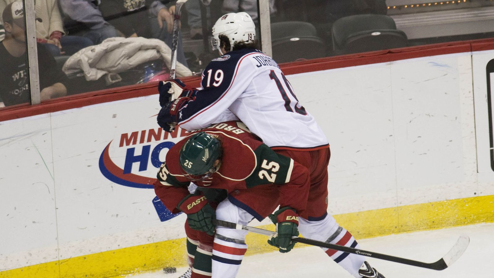 Wild @ Blue Jackets: Game preview, TV schedule, start time ...