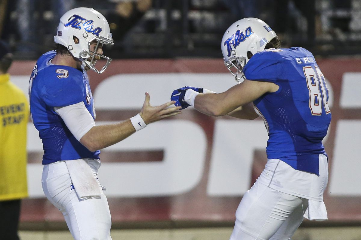 Tulsa will look to celebrate out of conference victories in 2016
