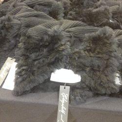 Furry Hat, $49