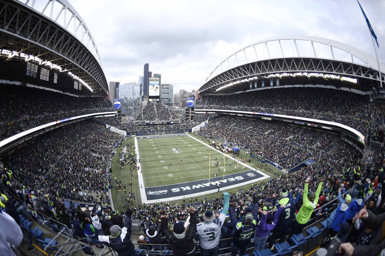 The Seahawks dominate September games at CenturyLink Field