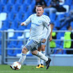 Wayne Rooney - September 2017