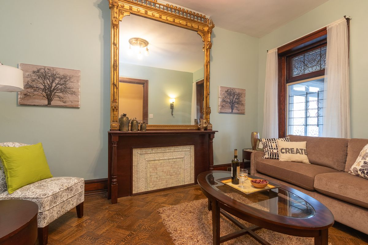 Live In An Updated West Philly Victorian For 550k