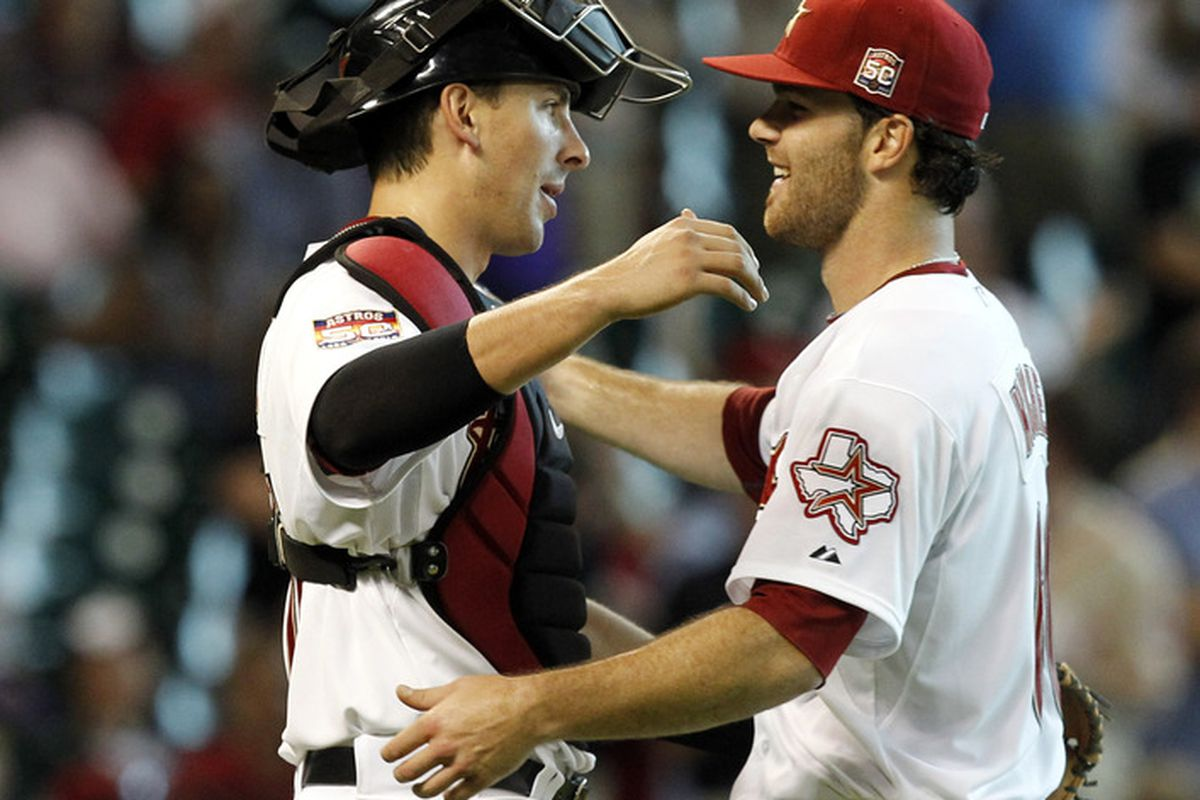 Wait, has Dallas Keuchel been traded? I've been trained to understand that this is what hugs mean.