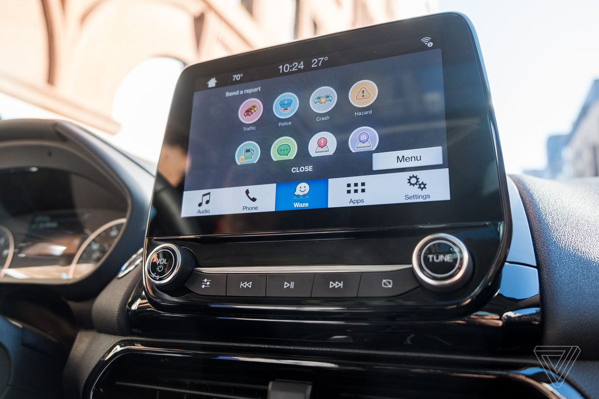 Alexa and Waze add depth to Ford's improving SYNC infotainment