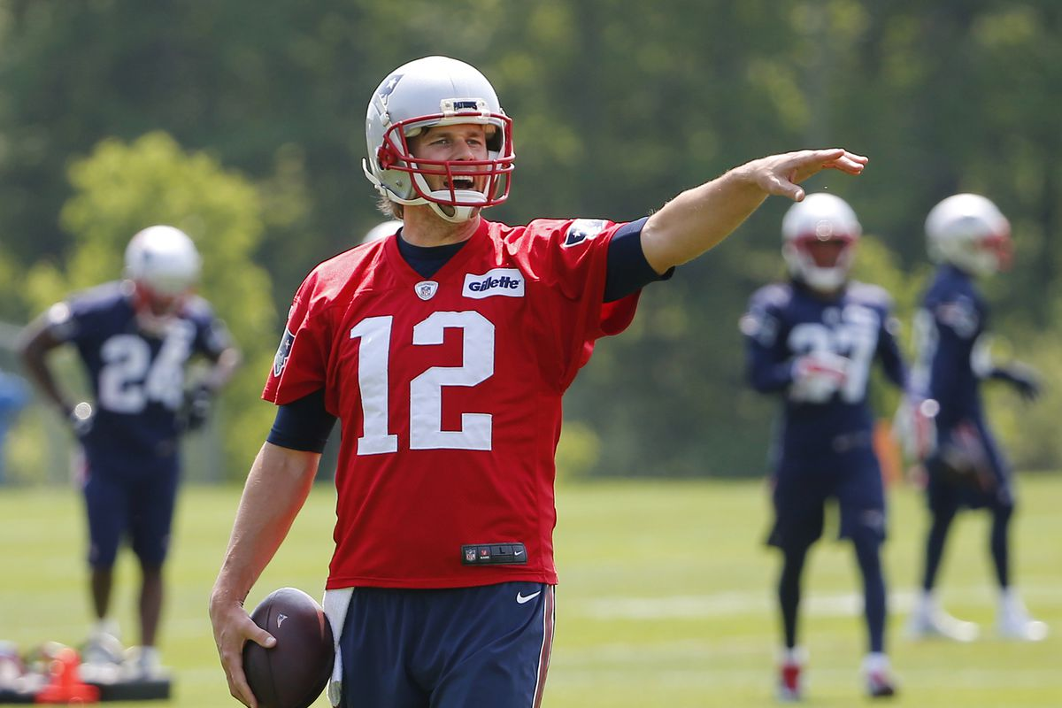 Three-time Super Bowl loser Tom Brady doesn t need the Patriots  OTAs fcf20cf19