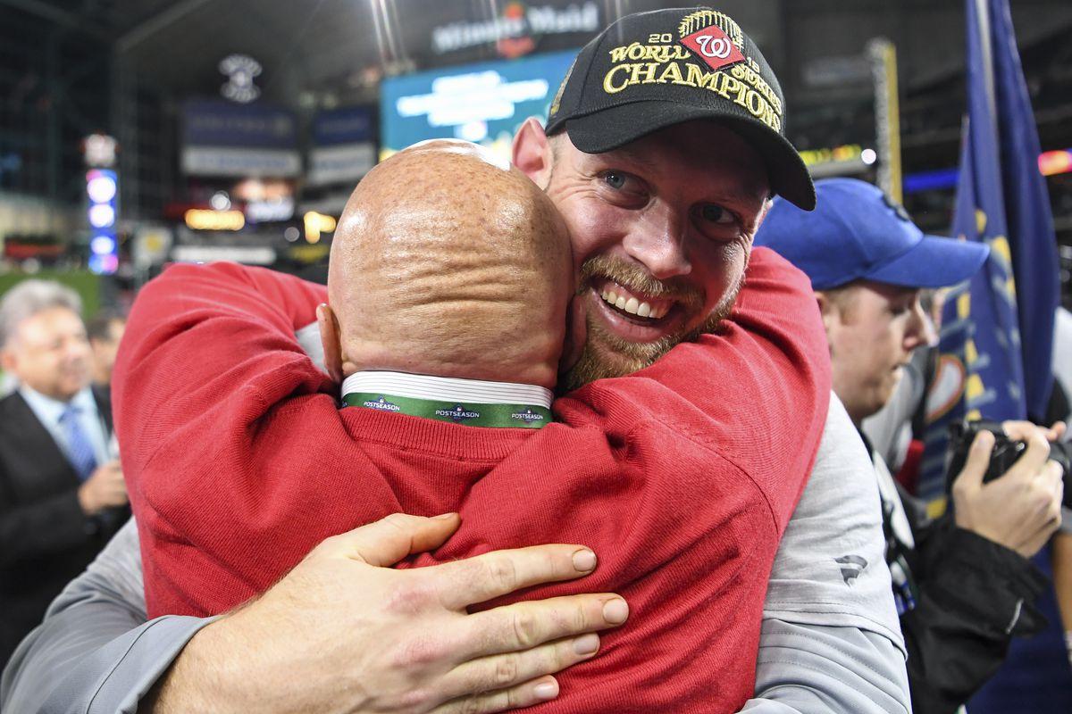 World Series 2019 Game 7 - Houston Astros at Washington Nationals