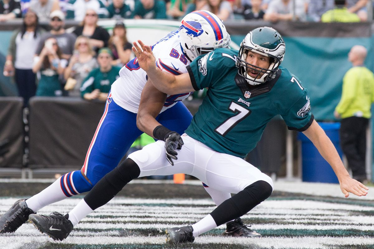 ed21d6022 Eagles News: CBS Sports says Philadelphia should trade for another ...