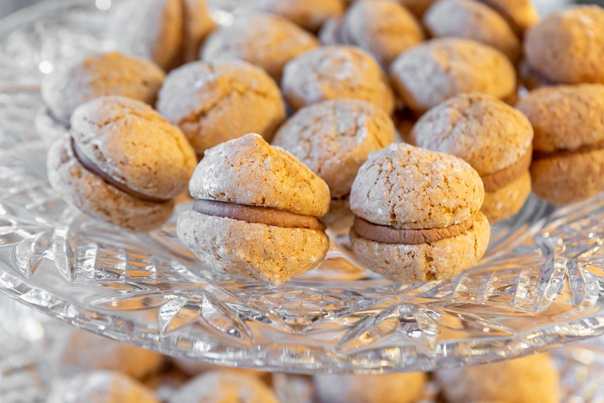 Macarons at Maison Danel