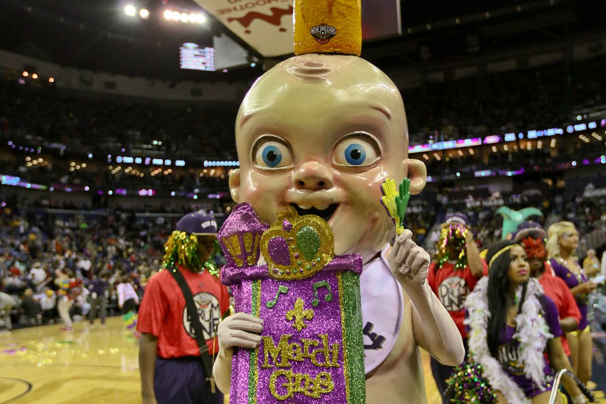 What Is King Cake Baby Meet The Terrifying New Orleans Nba