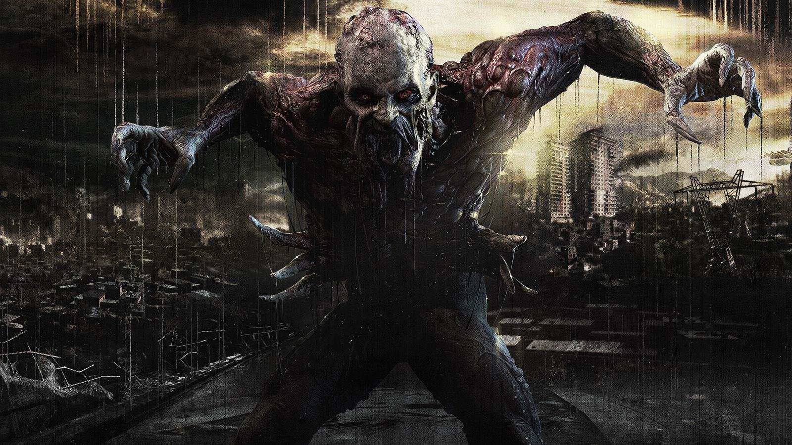Check Out Dying Light S Monstrous Night Hunter In Action