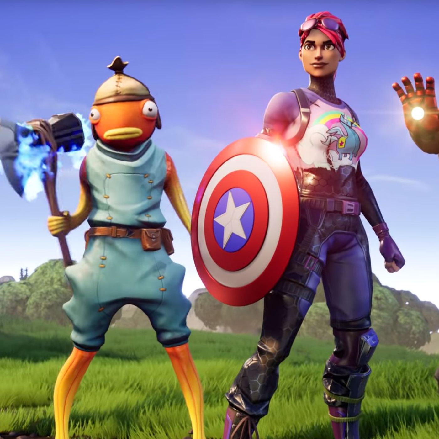 Fortnite's Avengers: Endgame mode is now live with patch 8 50 - Polygon