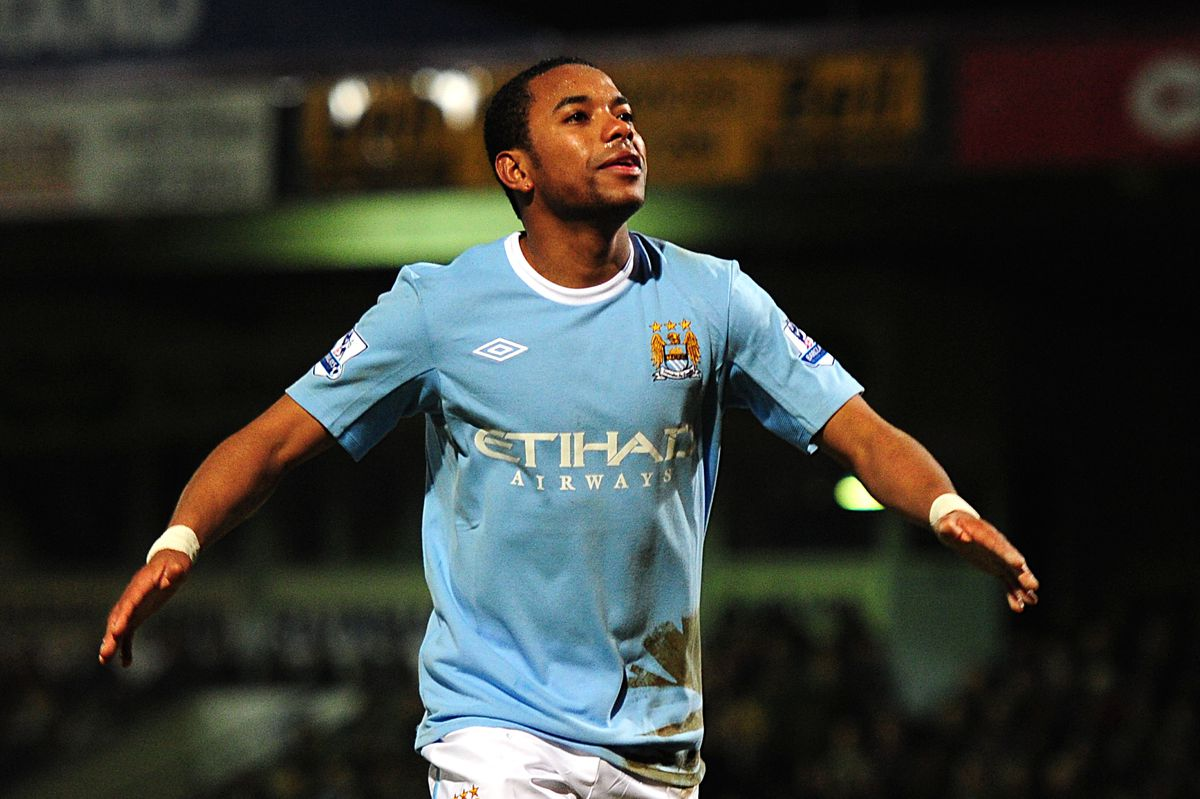 Soccer - FA Cup - Fourth Round - Scunthorpe United v Manchester City - Glanford Park
