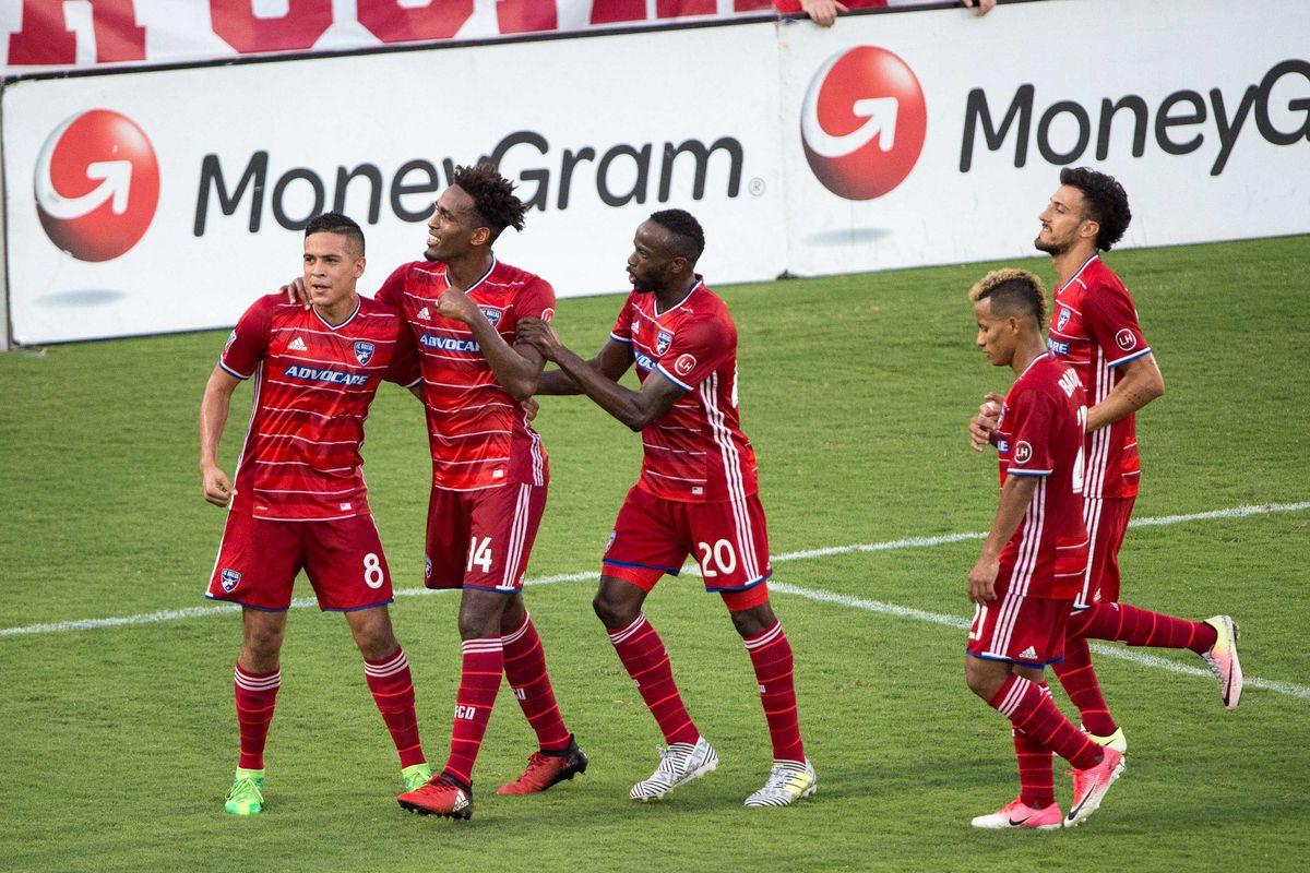 MLS: D.C. United at FC Dallas