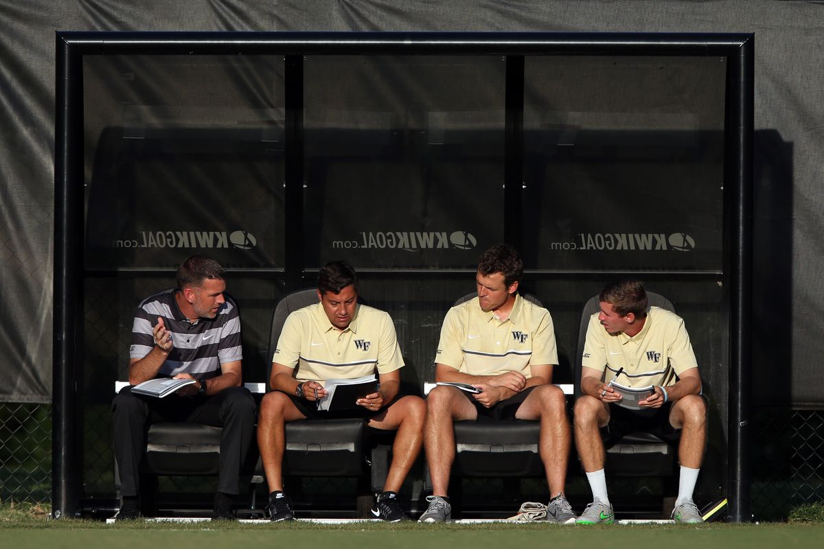 NCAA SOCCER: AUG 26 Saint Louis at Wake Forest