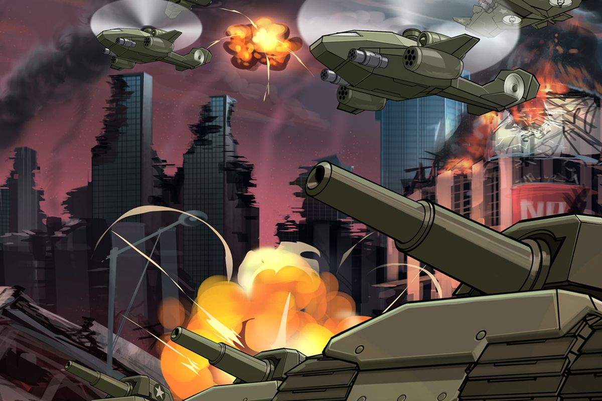A game color world - Halfbrick Announced Its Next Game At Pax Australia Over The Weekend Colossatron Massive World Threat An Action Mobile Game That Draws Inspiration From