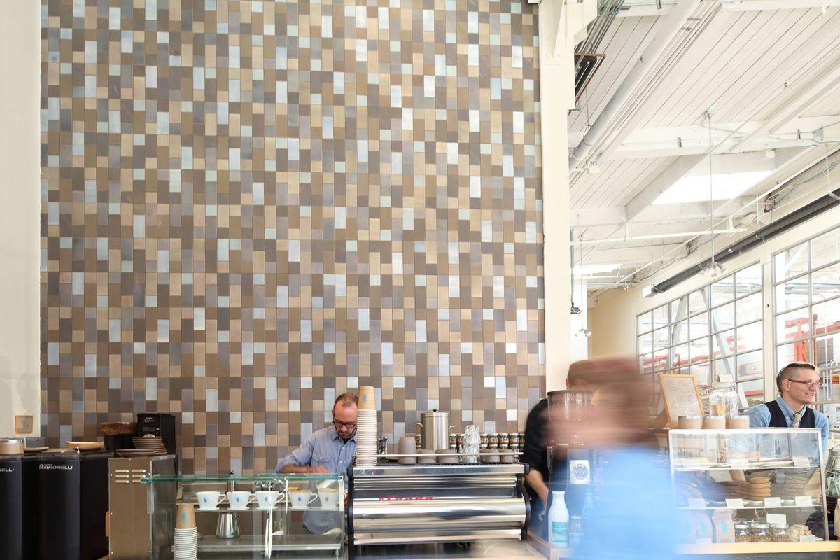 Blue Bottle Coffee Retreats From Heath Ceramics Building Eater Sf