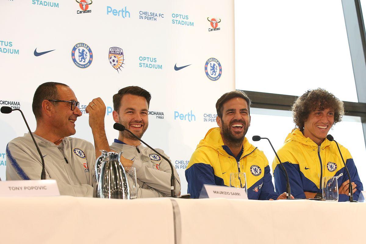 Chelsea FC Pre-Season Tour to Australia - Day One